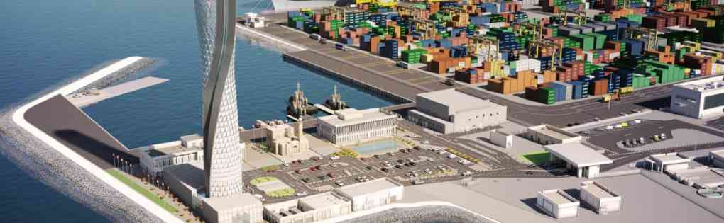 New Hamad Port projects