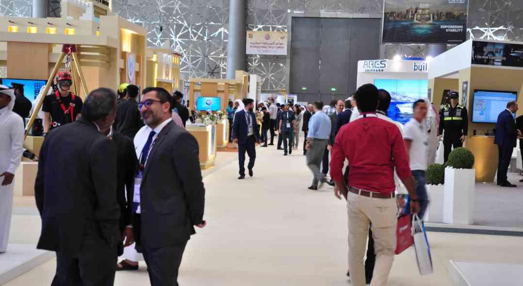 Milipol Qatar's attendees