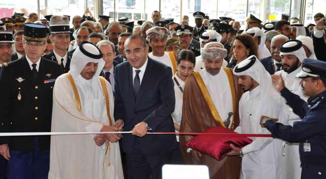 Milipol Qatar 2018 Opening Ceremony