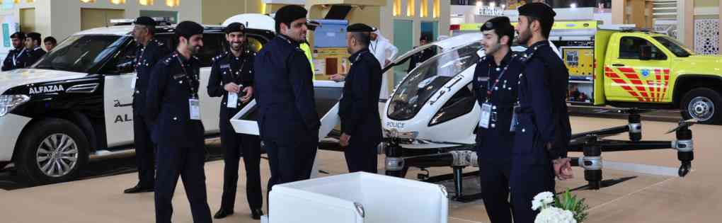 Milipol Qatar covers all sectors of global security and civil defence