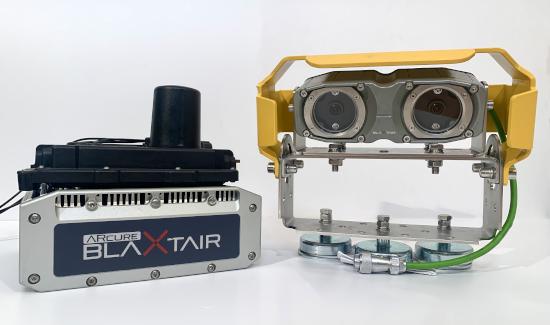 Hardware Blaxtair Connect
