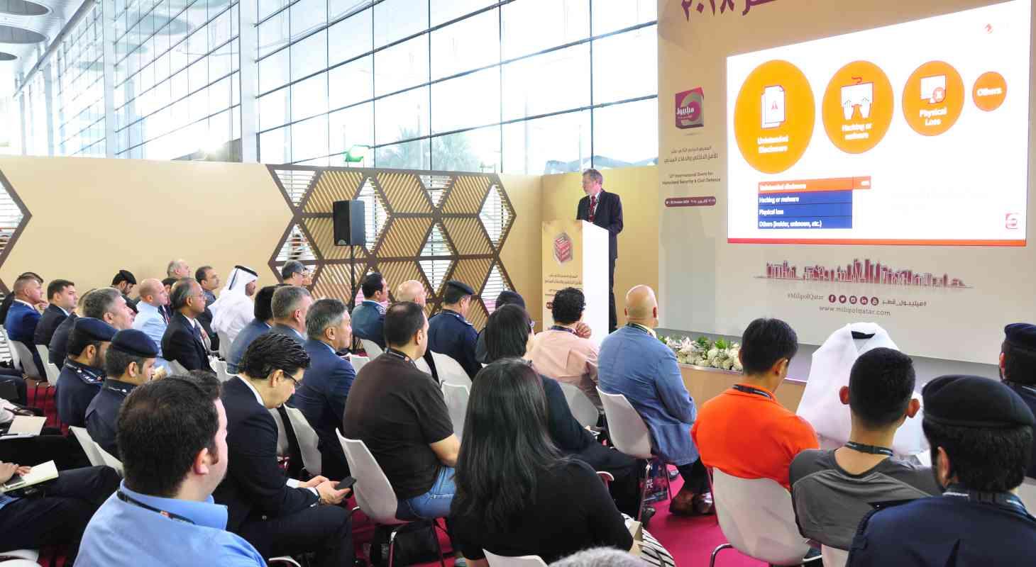 Milipol Qatar 2020 Seminar topics revealed