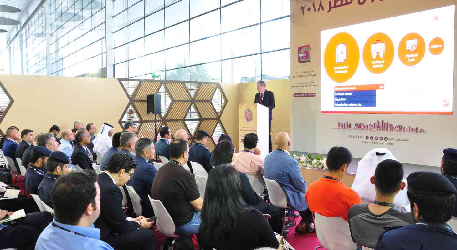 PR6 - Milipol Qatar 2021 seminars to lay out pathway to a safer world