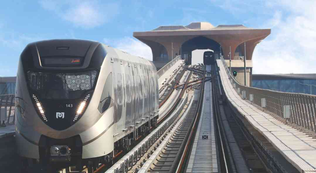 Travel to Milipol Qatar with the Doha metro