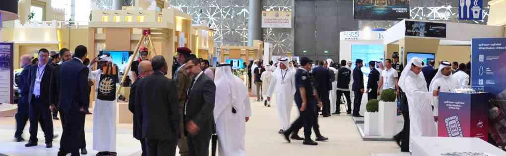 Milipol Qatar visitors