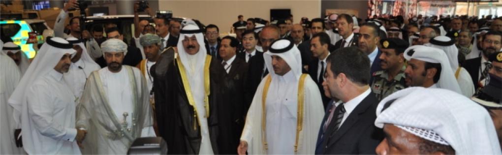 Bilan Milipol Qatar 2016