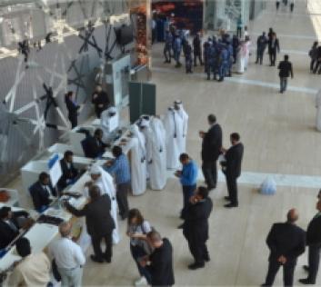 Inscription visiteurs Milipol Qatar 2018