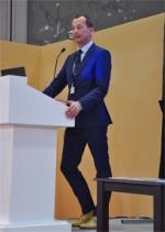 Intervention Edwin Diender sur les Safe and Smart Cities - Milipol Qatar 2016