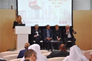 Table ronde sur la Gestion de crise - Milipol Qatar 2016