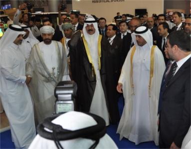 Milipol Qatar 2016 - inauguration