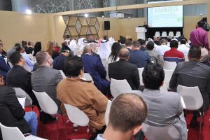 Conférences durant Milipol Qatar
