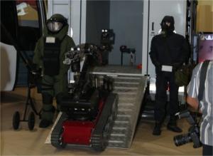Civil Defence equipment