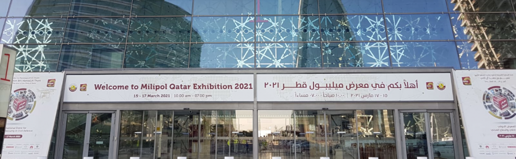 Facts and Figures Milipol Qatar 2021